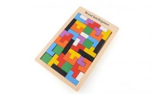 Joc lemn Tetris 3D