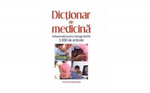 Dictionar de medicina , autor Larousse
