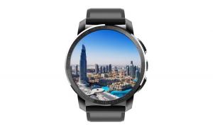 Ceas smartwatch Kingwear KC09, camera