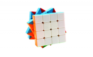 Cub Rubik 4x4x4 Yang infinite culture,