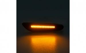 Lampi semnalizare LED fumurii BMW E60,E6
