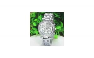 Ceas Dama Geneva Roman Silver