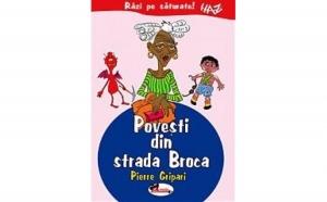 Povesti din strada Broca, autor Pierre Gripari