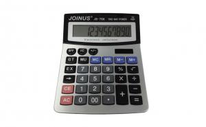 Calculator de birou cu incarcare solara, 12 digiti, Joinus JS-766