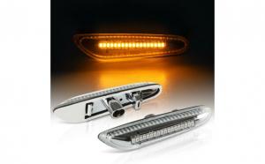 Lampi semnalizare LED BMW E60, E61, X3