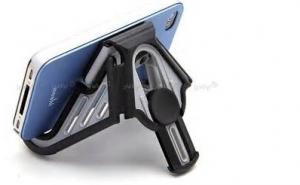 Suport reglabil telefon si tableta pentru acasa sau birou, reglabil pe inaltime, la doar 19 RON in loc de 45 RON