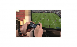Gamepad cu fir, USB, compatibilitate PC