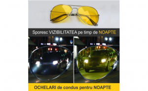 Set ochelari condus