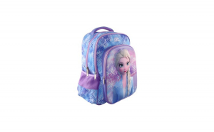 Rucsac scoala, Frozen Elsa, 3D