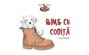 Rime cu codita (ed.1, cartonata), autor Lucia Muntean