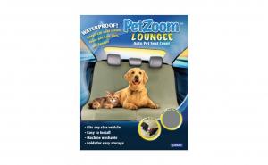 Husa auto de protectie pentru caini si pisici Pet Zoom