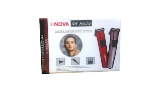Masina de Tuns Nova + Aparat ras perciuni si barba