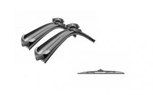 Pachet stergatoare parbriz si stergator luneta Bosch AeroTwin - Seat Ibiza 5 2008