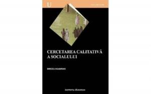 Cercetarea calitativa a socialului, autor Mircea Agabrian