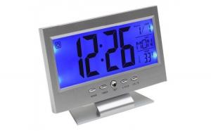 Ceas cu ecran LCD si control vocal, Produse sub 100 lei