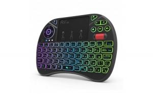 Tastatura Techstar® Rii X8  RGB