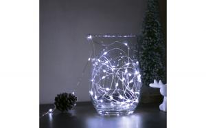 Sir de lumini LED de Craciun - 5 m -50
