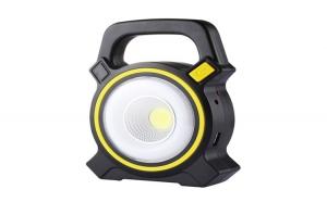 Lanterna LED - incarcare solara + USB