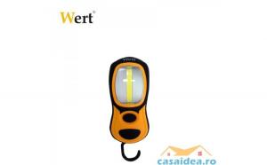 Mini lampa de lucru COB LED   3 LED   WERT 2611