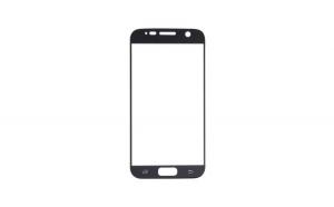 Folie Sticla Samsung Galaxy A3 2017 Flippy Full Face Negru