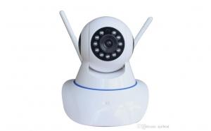 Camera Supraveghere Wireless, rotire pe orizontala pana la 350° si pe verticala pana la 90°