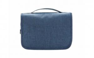Geanta organizator de bagaje impermeabila pentru barbati, Aexya, Bleumarin