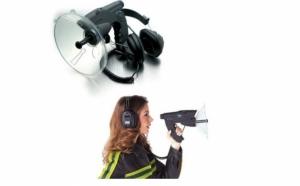 Aparat pentru captarea sunetului pe o distanta de 90m, functie de eliminare zgomot, la 199 RON in loc de 399 RON! Garantie 12 luni!