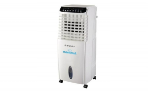 Racitor de aer cu sistem de ionizare