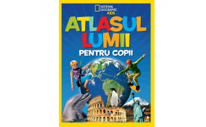 Atlasul lumii pentru copii. National Geographic (Necartonat)