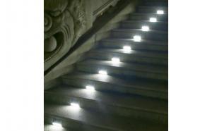 Lampa SMD-LED 1,6W cu panou solar