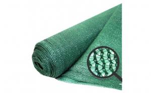 Plasa umbrire verde densitate 75% dimensiuni 1.5m x 25m