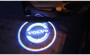Holograme usi led cu baterii, Volvo