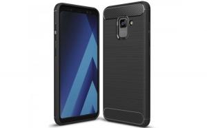 Husa Air Carbon Samsung Galaxy A8