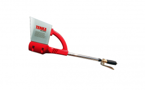 Masina, pompa de tencuit profesionala Tenka - inox (3 duze blocabile)