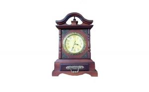 Ceas decorativ vintage cu sertar, 3811D-1