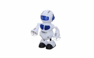Robot dansator, cu lumini