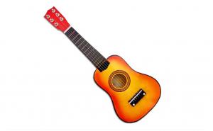 Chitara din lemn special creata
