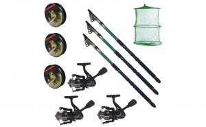 Set pescuit sportiv cu lanseta EastShark