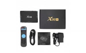Smart TV Box Mini PC Techstar® X96H