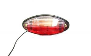 15 x 04 Lampa LED 24V ALB/ROSU