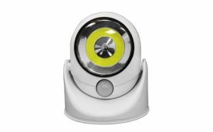 Lampa LED Atomic Angel pentru exterior fara fir, cu senzor, pozitie reglabila