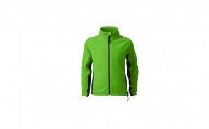 Jachetă fleece pentru copii, verde, calduroasa Black Friday Romania 2017
