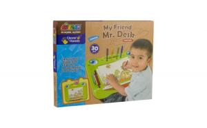 Set creativ pentru copii - Pupitrul prietenos