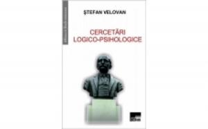 Cercetari logico-psihologice, autor Stefan Velovan