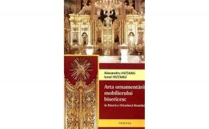 Arta ornamentării mobilierului bisericesc