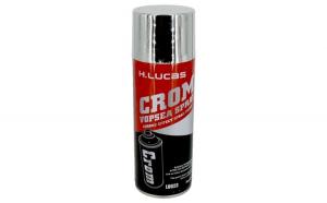 Spray vopsea crom