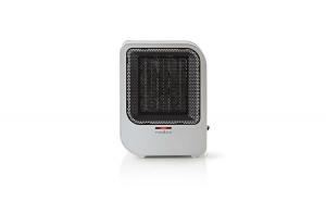 Radiator ceramic cu ventilator 750W - 1500W gri, NEDIS