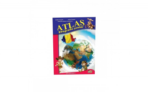 Atlas geografic scolar Catalin Gogota Adina Gogota Valentina Stefan-Caradeanu
