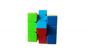 Cub Rubik 3x3x3, Infinite culture Yang  profesional, 80CUB
