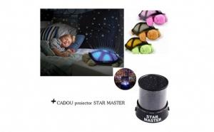 Lampa de veghe Broasca Testoasa + cadou veioza Star Master